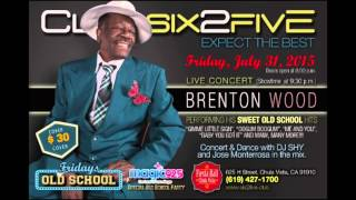 U4RIK Moments Part 37: Club Six2Five Presents Brenton Wood