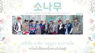 [Thaisub] Wanna One (워너원) - 소나무 (PINE TREE) | Nungxoxo MP3