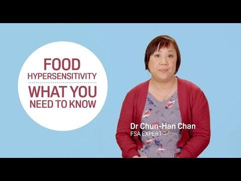 FSA Explains: Food hypersensitivity