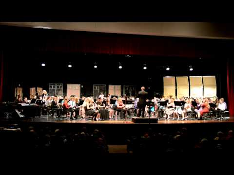 2013 East-Central Missouri All-District Band -- SealLullaby