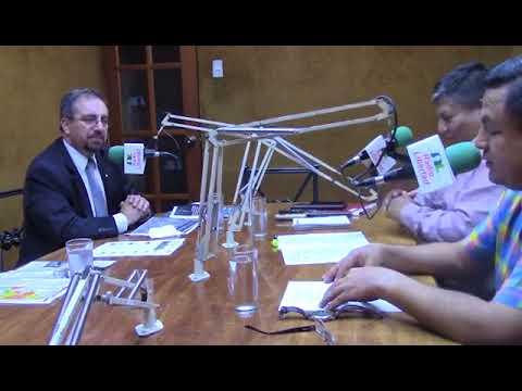 Entrevista al Dr. Luis Alberto Pacheco Mandujano en Radio Libertad - 07ABR2017