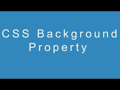 CSS Background Property thumbnail