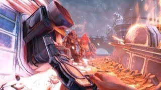 BioShock Infinite — Трейлер Clash in the Clouds
