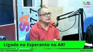 LIGADO NO ESPERANTO! 03/01/2020