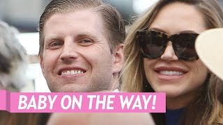 Eric and Lara Trump Are Expecting a Baby Boy