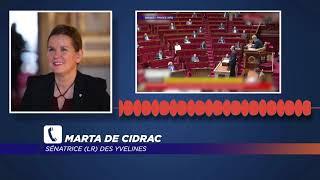Yvelines | Plan déconfinement : la réaction de Marta de Cidrac, sénatrice des Yvelines