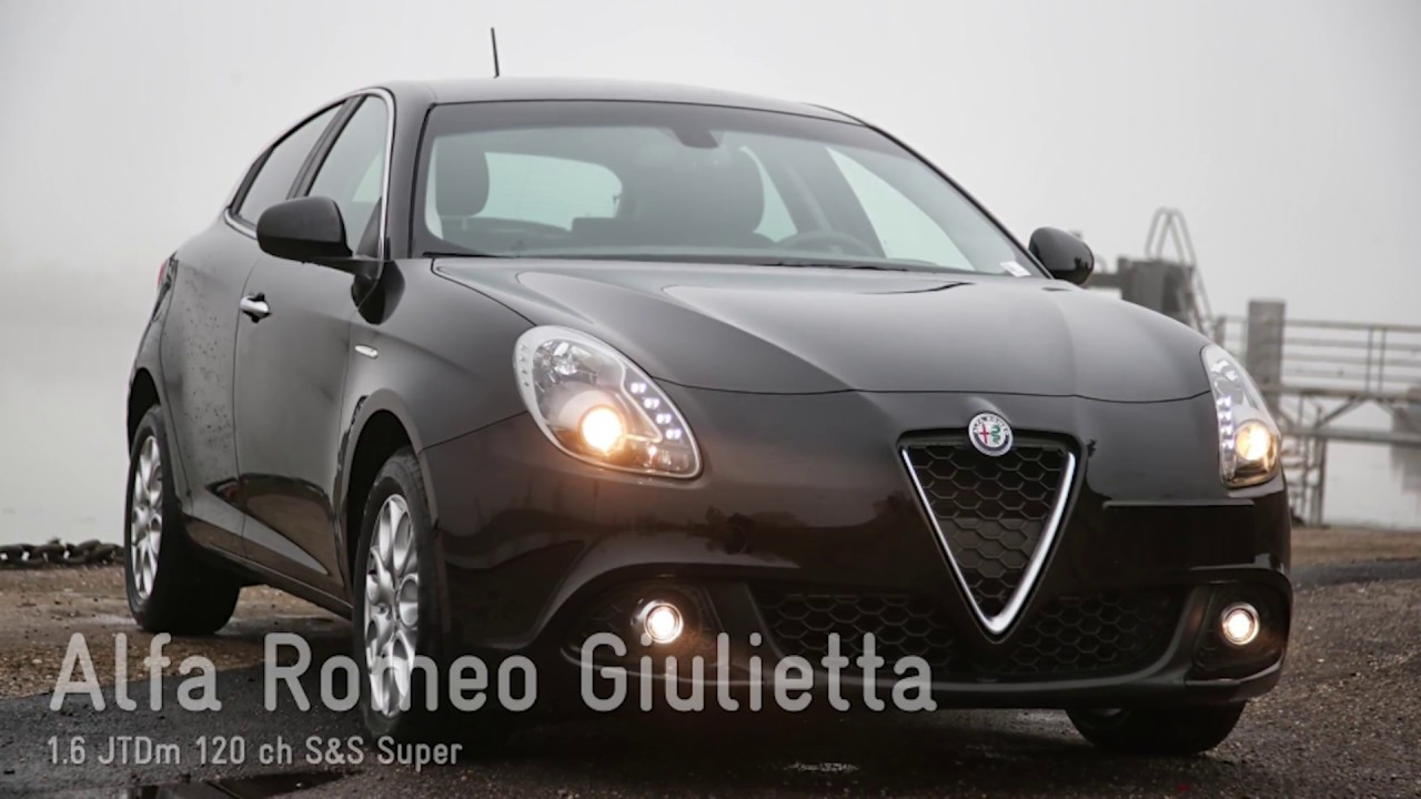 alfa romeo giulietta super youtube. Black Bedroom Furniture Sets. Home Design Ideas