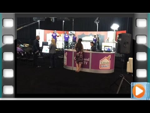Take a tour with Create and Craft TV around the CHA Show in Anaheim, California!