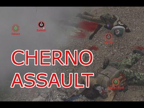 To Cherno! Arma 3 WW2 Zeus Antistasi Phase 3