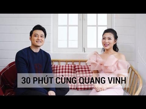 30 Phút Cùng Quang Vinh | Exclusive Talk Show