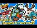 Consiguiendo a... ¡Bergantín S y Camperabajo! - Yo-kai Watch Wibble Wobble