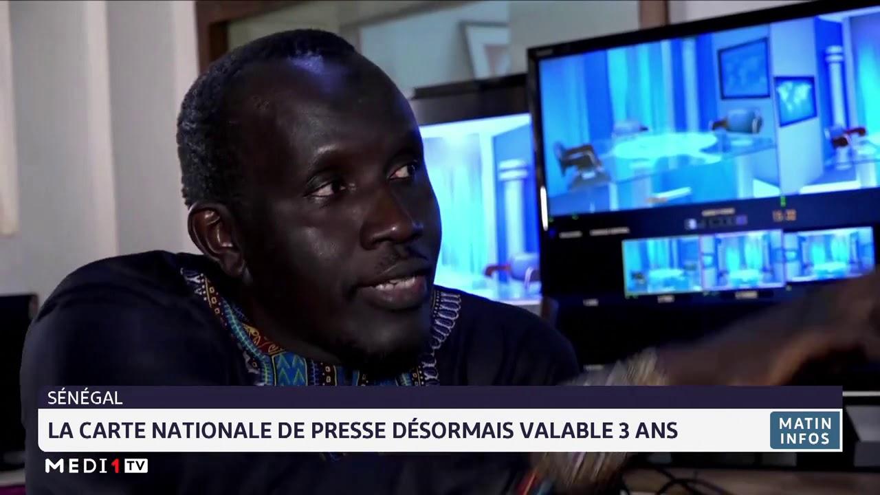 Sénégal: la carte nationale de presse désormais valable 3 ans