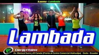 LAMBADA Coreografia
