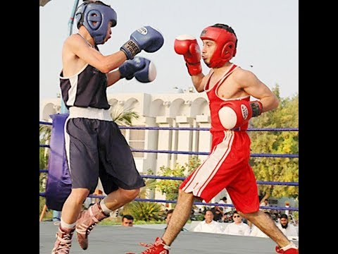 Islamia Civil Lines College holds Boxing Tournament
