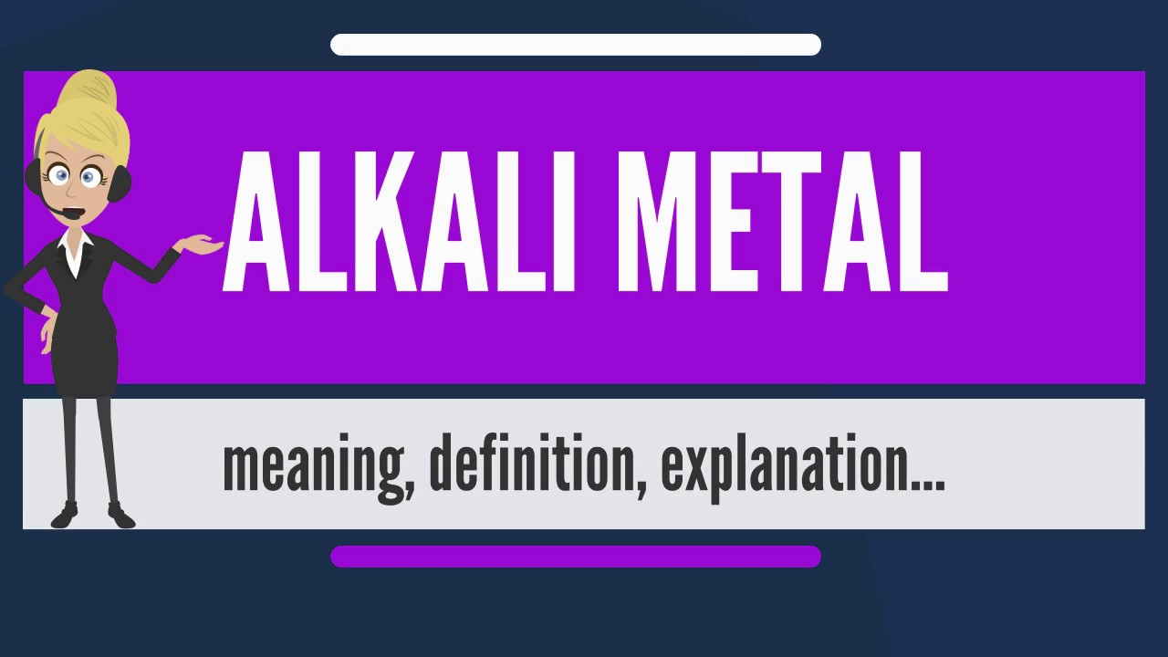 What is alkali metal what does alkali metal mean alkali metal what does alkali metal mean alkali metal meaning definition explanation urtaz Images