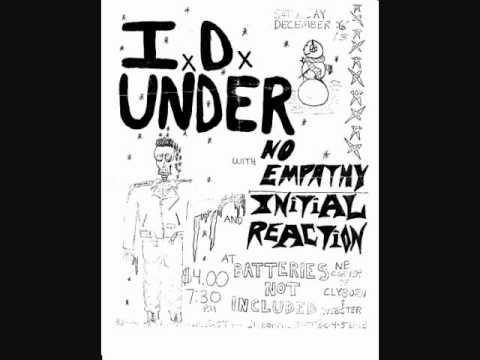 I.D. Under - Im A Nation - Genericide 1989