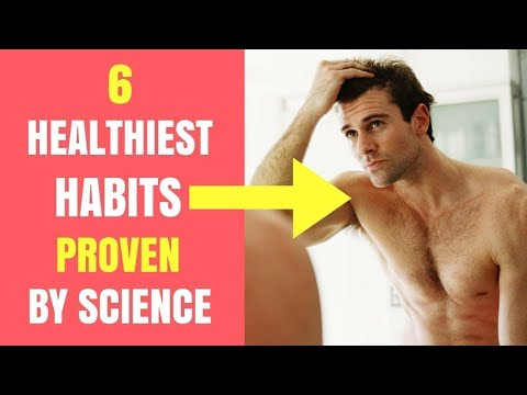 6 Healthy Habits That Will CHANGE Your Life | How to Be More Productive & Healthier Routines
