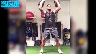 Brendan Schaub★元UFCファイターとのトレーニング 2018