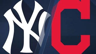 Indians top the Yankees in first-half finale: 7/15/18