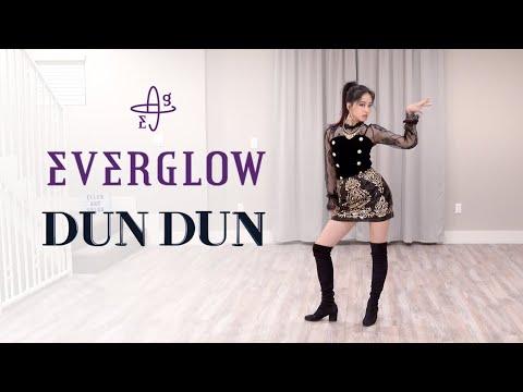 EVERGLOW (에버글로우) - 'DUN DUN' Dance Cover | Ellen and Brian