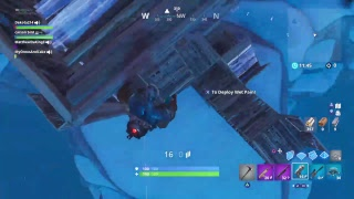 Fortnite EP 532 the snowfall skin finding all the keys with carson