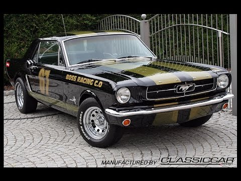 1965 Ford Mustang High Performance 375HP  BOSSSHELBY RACING