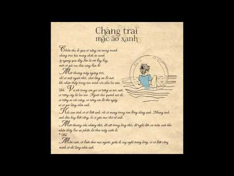 Chang Trai Mac Ao Xanh (Boy in Blue) - Mademoiselle