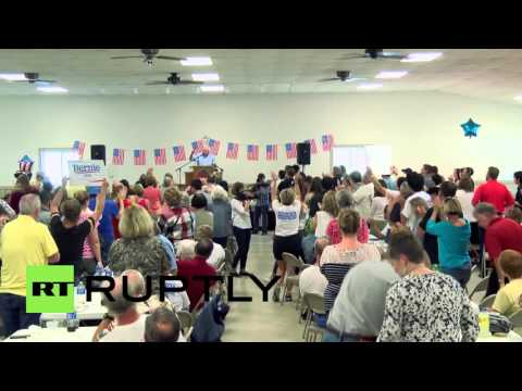 USA: Bernie Sanders outlines policies on jobs & healthcare