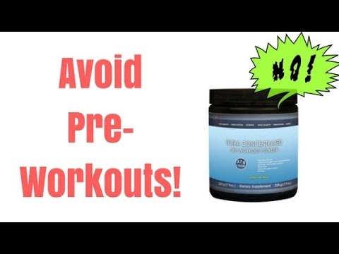 Pre Workout Side Effects 7 Reasons Why You Should Not Use A Pre
