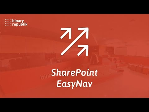 Binary Republik: SharePoint Product - EasyNav