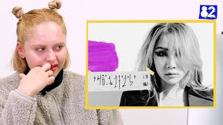Download lagu CL surprised her fans during a reaction video