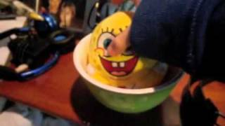 how to remove spongebob from a bowl like a pro