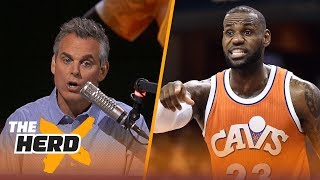 Best of The Herd with Colin Cowherd on FS1 | August 17th 2017 | THE HERD