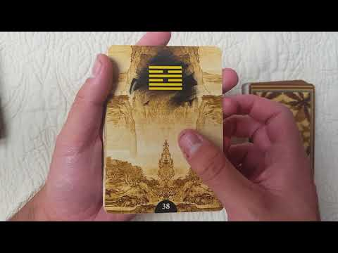 I-Ching Oracle Cards (2017)