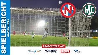 FC Eintracht Norderstedt - HSC Hannover (7. Spieltag, Regionalliga Nord)