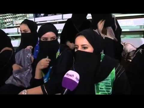Saudi female fans want their own space in football stadiums thumbnail