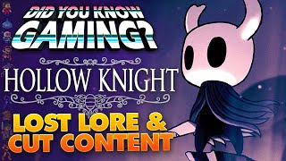 Hollow Knight Lost Lore & Cut Content ft mossbag