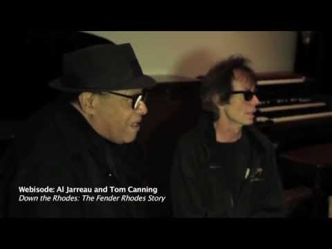 Down The Rhodes Webisode: Al Jarreau and Tom Canning