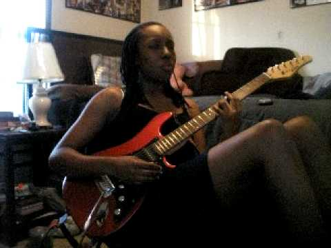 Beautiful - India Arie Guitar (cover) - YouTube