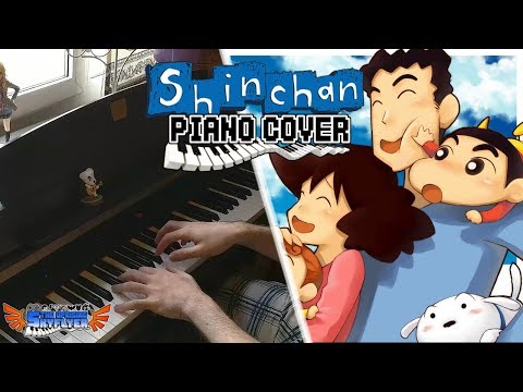 Hiroshi Theme (Shin Chan) - Piano Cover