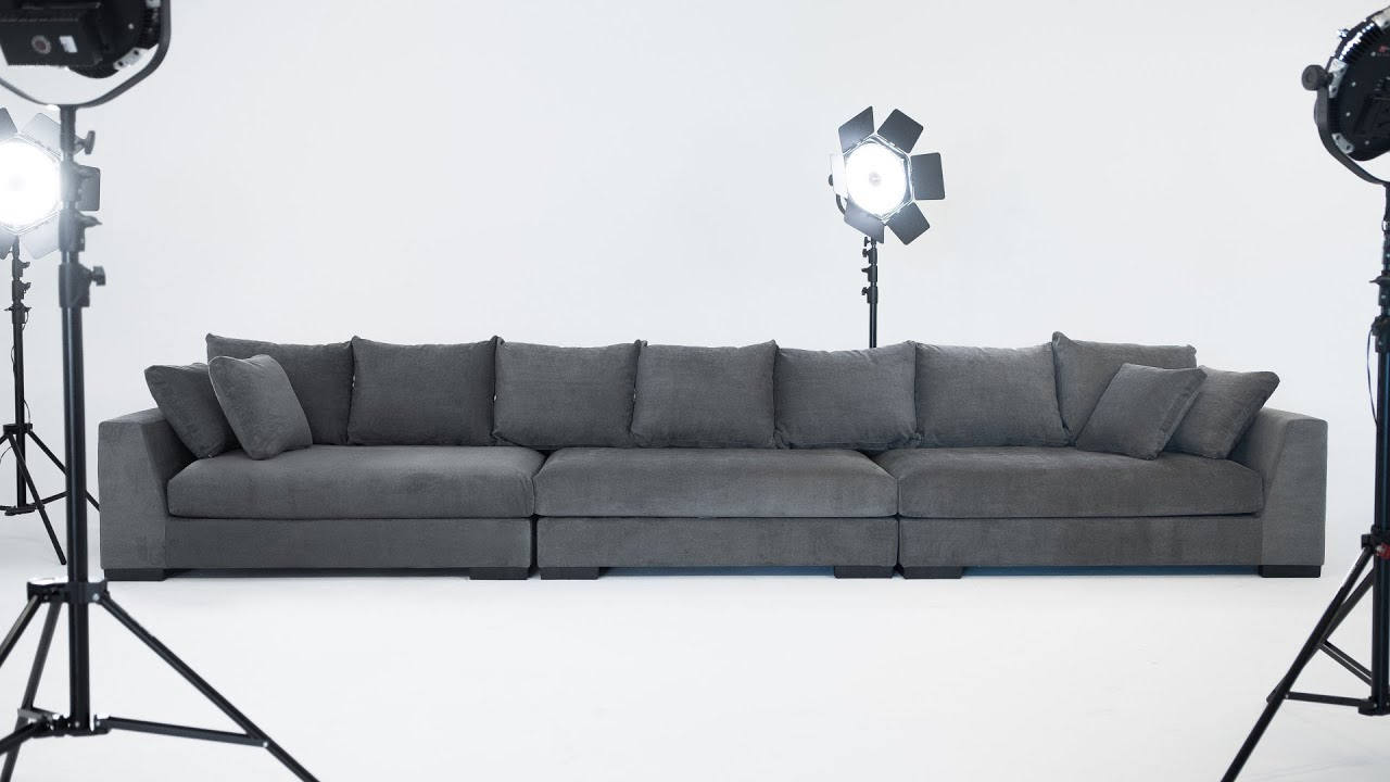 The Cooper Sectional Sofa Structube
