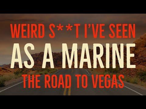 ''Weird Stuff I've Seen as a Marine: PART 4'' | NOSLEEP NEW STORY
