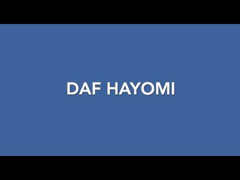 Daf Hayomi Shabbat 77