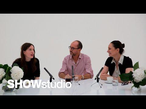 Oscar de la Renta - Spring / Summer 2017 Panel Discussion