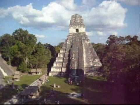 Exploring Tikal, Guatemala