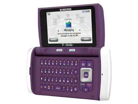 Samsung Comeback (Samsung T559)