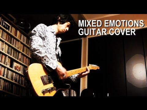 Mixed Emotions : Rolling Stones Guitar Cover