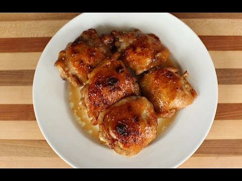 Caramelized Sugar And Fish Sauce Chicken