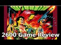 Ikari Warriors Atari 2600 Review - The No Swear Gamer Ep 255