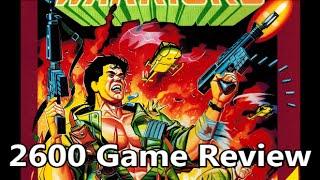 Ikari warriors atari 2600 review - the no swear gamer ep 255